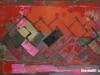 Batzorig Dugarsuren - Red cross - Oil on canvas - 140x220 cm