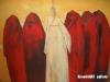 Khongor Ts. - Alungoo - Oil on canvas - 150x200 cm