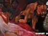 Odgerel Tsulbaatar - Despair - Oil on canvas - 110x180 cm