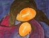 Sainkhuu Enkhbat - Mother - Oil on canvas - 110x95 cm
