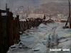 Uuganbayar A. - Study - Oil on canvas - 30x40 cm