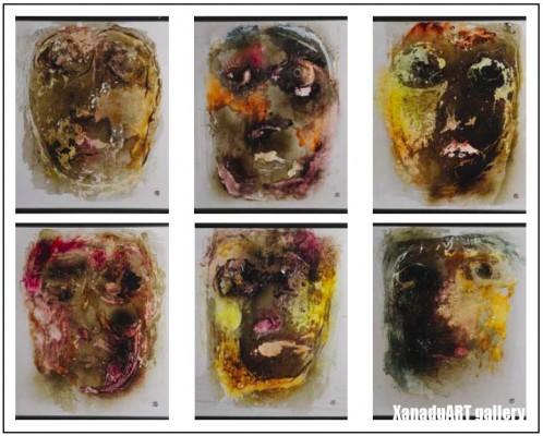 Badral Bold - Portraits